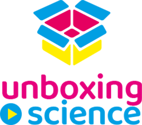 unboxing science Logo
